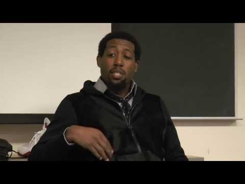 Athletes in Action: John Salmons of the Toronto Raptors