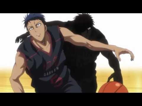 Kuroko No Basket Kagami vs Aomine in the zone AMV