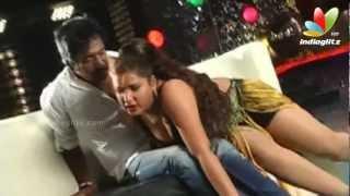 Agraja Item Song Shoot Latest Kannada Movie Song