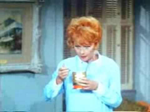 The Lucy Show - Lucy The Bean Queen - with Ed Begley ( Part 3 of 3 )
