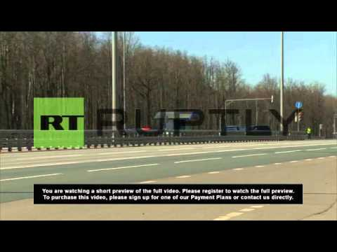 Russia: John Kerry arrives in Moscow for talks