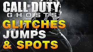 Call Of Duty Ghosts All Best Glitches, Jumps & Spots