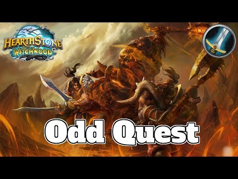 Odd Quest Control Warrior Witchwood | Hearthstone Guide How To Play