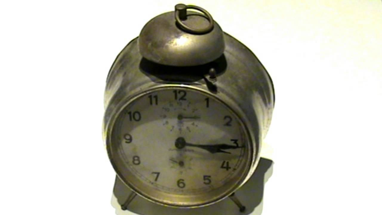 Ringing Alarm Clock Sound Effect