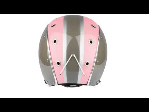Bogner Ski Helmet Racing Sand