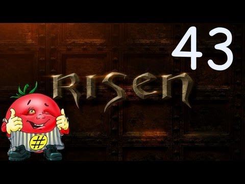 Прохождение Risen: 43я часть [Возвращение в город]