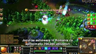 10 Cele Mai Jucate Jocuri Din Romania ( Dupa Numarul De