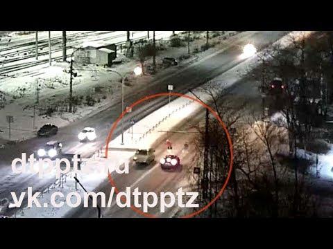 Вечером на Первомайском проспекте сбили пешехода