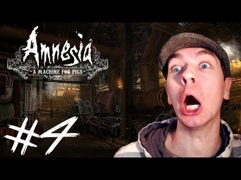 Amnesia: A Machine for Pigs - Part 4 | HUGE JUMPSCARE | Gameplay Walkthrough