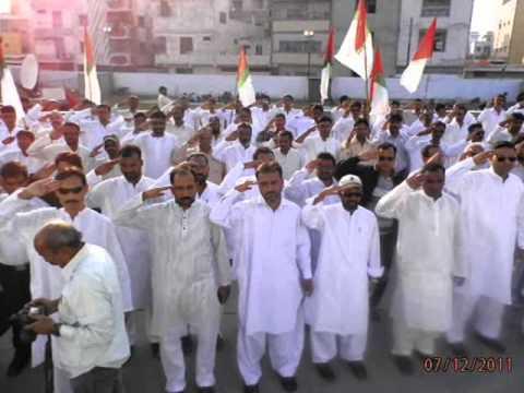 MQM will observe Youm-e-Shuhda-e-Haq (North Karachi Sector) (II)