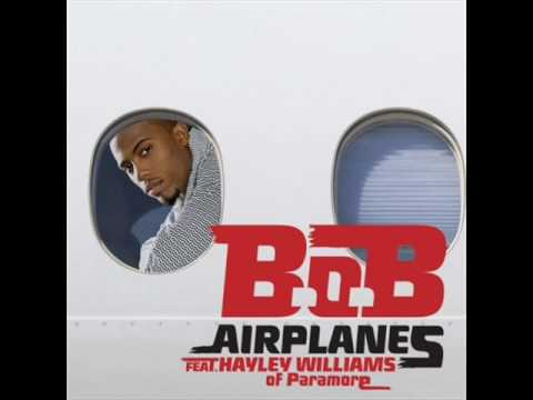 B.O.B ft. hayley Williams - airplanes (fast chipmunks version + lyrics)