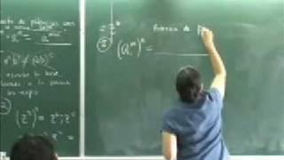 Exponentes en algebra (parte 2)
