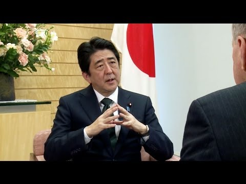 Prime Minister Shinzo Abe (Japan)