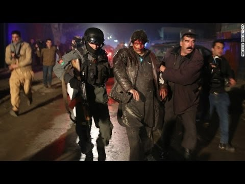 Suicide Bomber Kills at Least 15 in Kabul Restaurant Attack