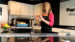 How To Use Your Panasonic Combination Microwave Oven
