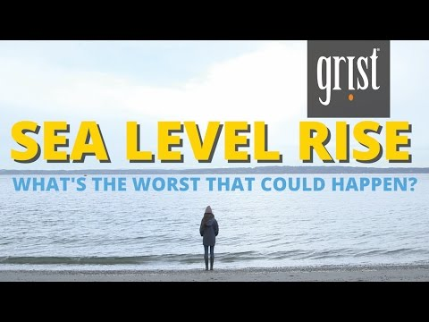 Sea level rise is already happening. How bad can it get?