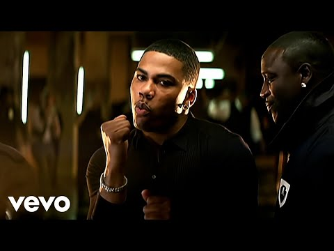 Nelly - Move That Body ft. T-Pain & Akon