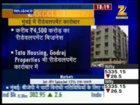 Zee Business News - Shubh Griha Launch in Ahmedabad