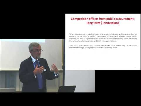 Transparency, competition and anti-corruption