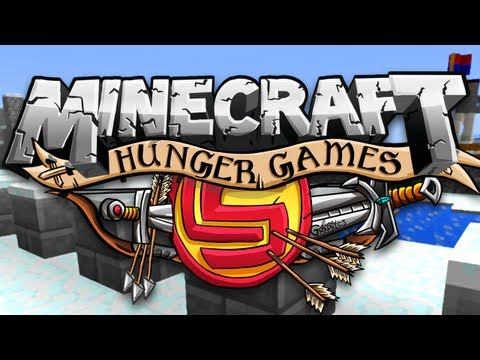 Minecraft: Skating Shoes! (Hunger Games), Hunger Games