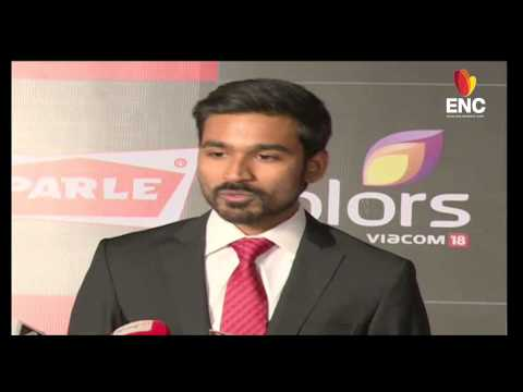 HONOUR TO SHARE SCREEN WITH AMITABH BACHCHAN SAYS DHANUSH 02