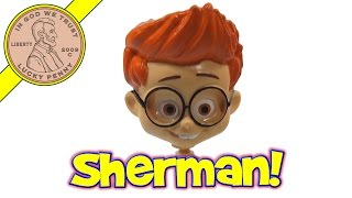 Mr. Peabody & Sherman Movie #1 Sherman Bobble Head 2014