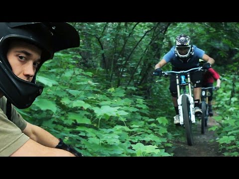 THIS is Freeride Mountain Biking