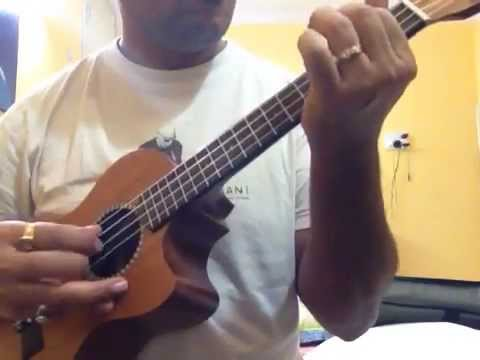 Breakdown Jack Johnson ukulele