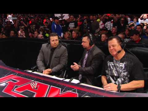 WWE Monday Night Raw En Espanol - Monday, January 7, 2013