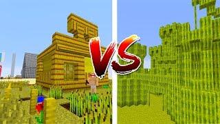 Thử Thách Làm Nhà Dưa Hấu Trong Minecraft (Minecraft)