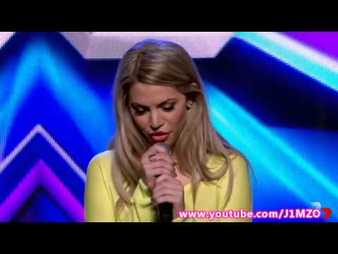 Joelle - The X Factor Australia 2013 - AUDITION [FULL]