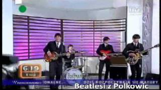 The Postman - I Want To Hold...beatlesi Z Polkowic The Beatles Bitelsi Polscy
