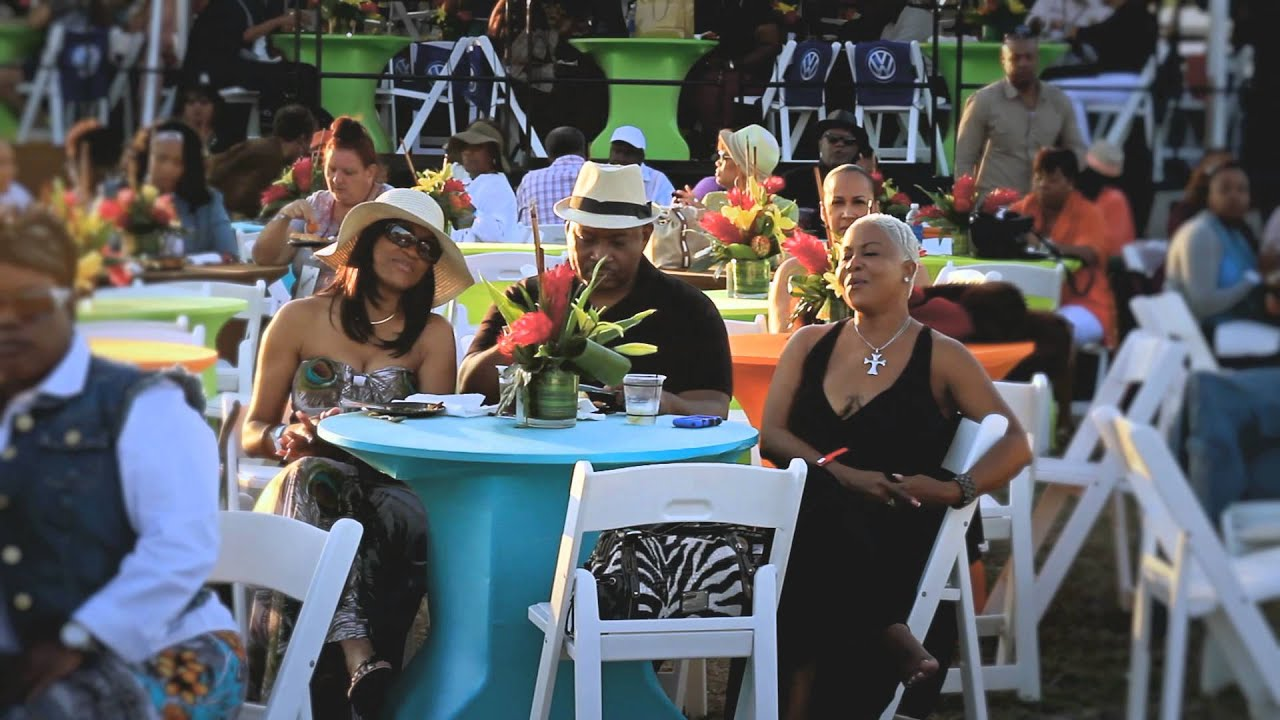 2014 Jazz In The Gardens Sizzle Reel Youtube