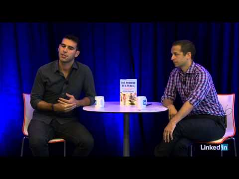 LinkedIn Speaker Series:  Adam Braun
