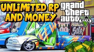 "GTA 5 Online ""Unlimited Money & RP"" After Patch 1.24 & 1"