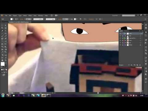 Speedart - CaptainSparklez Graphic!