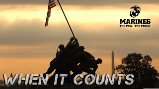 [U.S. Marines] When It Counts (HD)