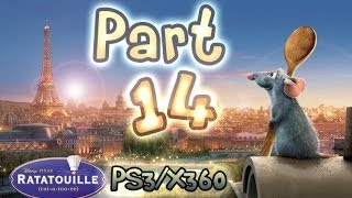 Ratatouille : The Movie Game (PS3, Xbox 360) Walkthrough