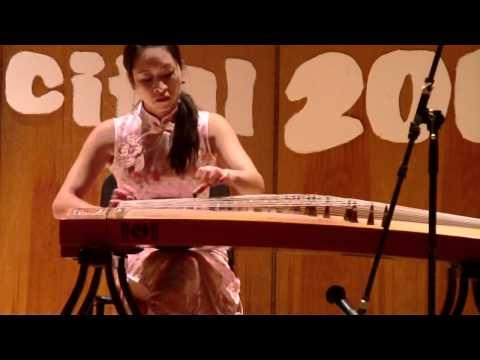 2011 CCOM Exam (USA) Guzheng Grade 8, by Garyan Wong