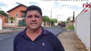 Verba de R$ 100 mil para recapear ruas de Uchoa