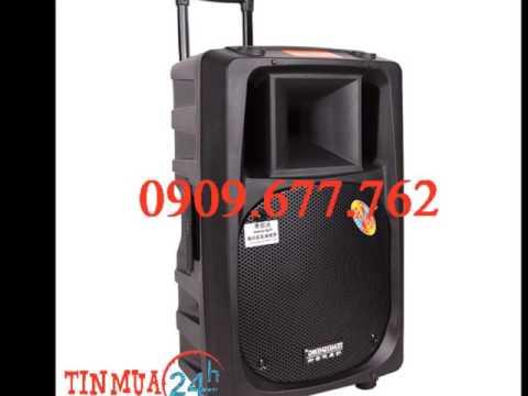 các loại loa vali kéo công suất lớn - tinmua24h.com