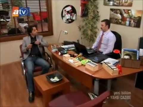 Yahşi Cazibe Güven Bank Sahnesi