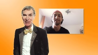 'Hey Bill Nye, Why Don't Computers Allow Us to Talk Directly to Animals?' #TuesdaysWithBill