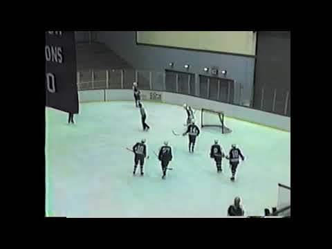 Plattsburgh - Northwood Prep Hockey 1-12-91