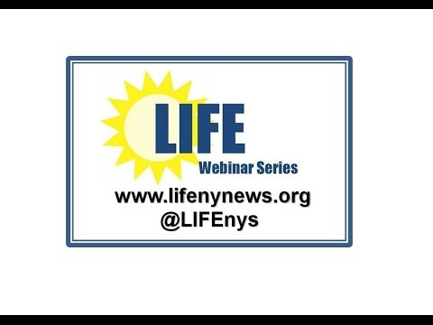 LIFE Webinar Series Presents Climate Change and Older Americans 2013-11-20