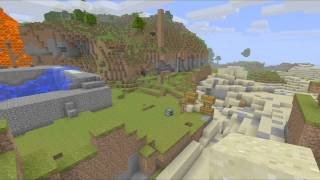 Minecraft (Xbox 360) Hunger Games SEED
