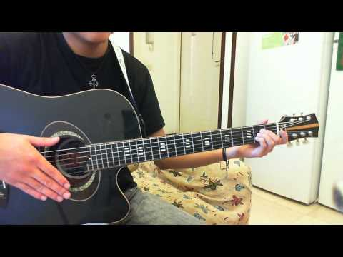 YO QUISIERA - REIK - TUTORIAL - RASGUEO BY BRYAN HD