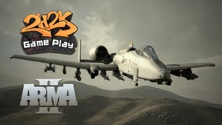 [ArmA 2 - A-10 Warthog Close Air Support]