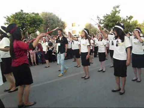 Festival des cerises à Sefrou 2012