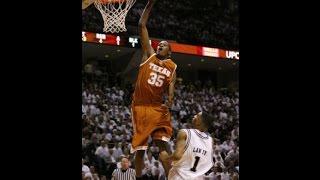 Kevin Durant (Texas Longhorns) vs Acie Law IV (Texas A&M Aggies) Big 12 Con, 3/4/2007